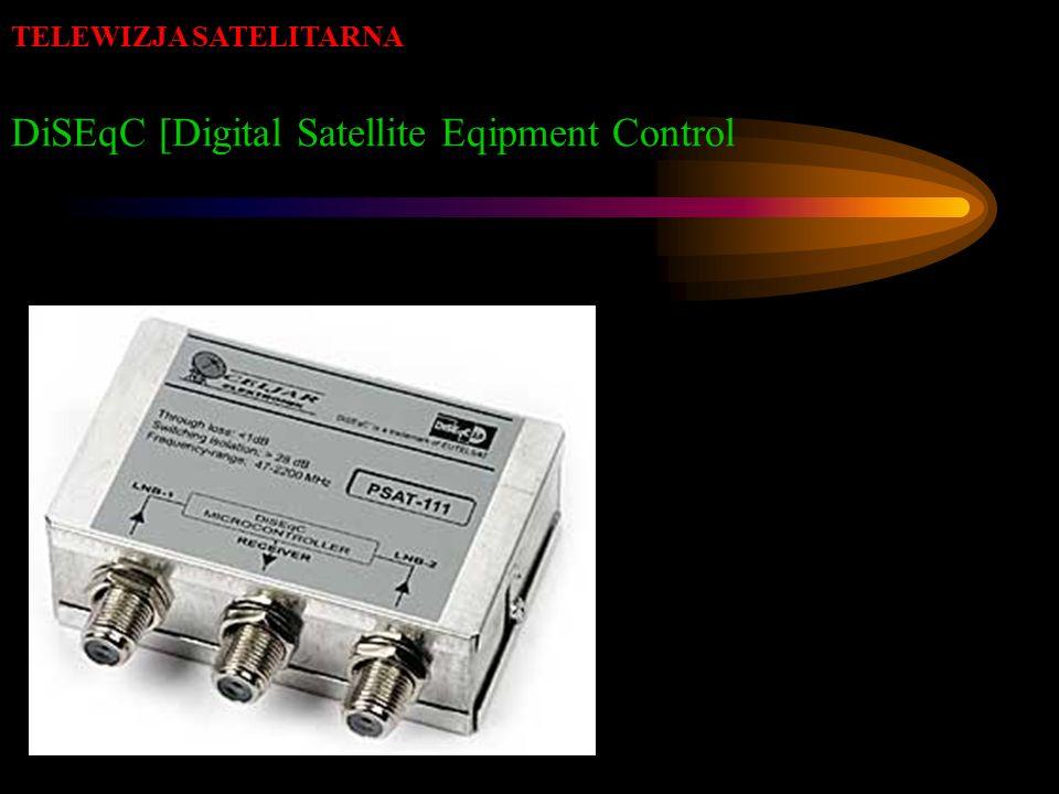 DiSEqC [Digital Satellite Eqipment Control